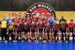 Selectie Red Wolves