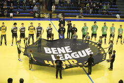 Antwerpen gaststad FINAL4 BENE-League
