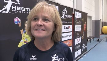 Interview Hilde Slegers - Speel Handbal.be