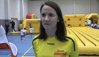 Interview Linde Panis - Speel Handbal.be