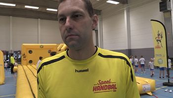 Interview Gerrit Vertommen - Speel Handbal.be